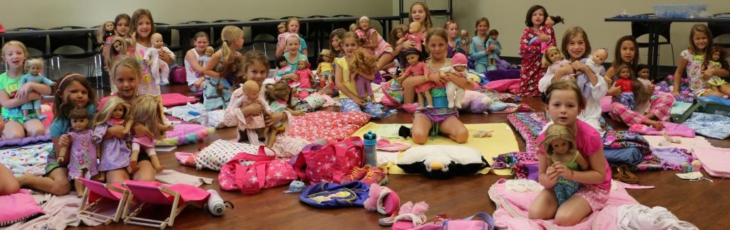 American Girl Doll Camp