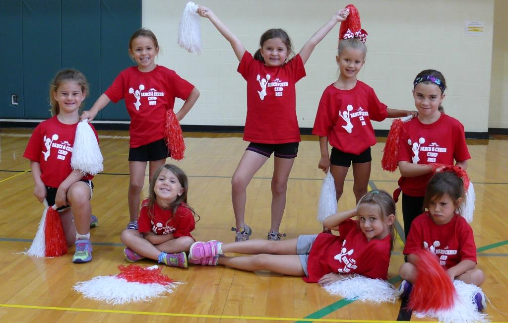 Dance and Cheer Camp