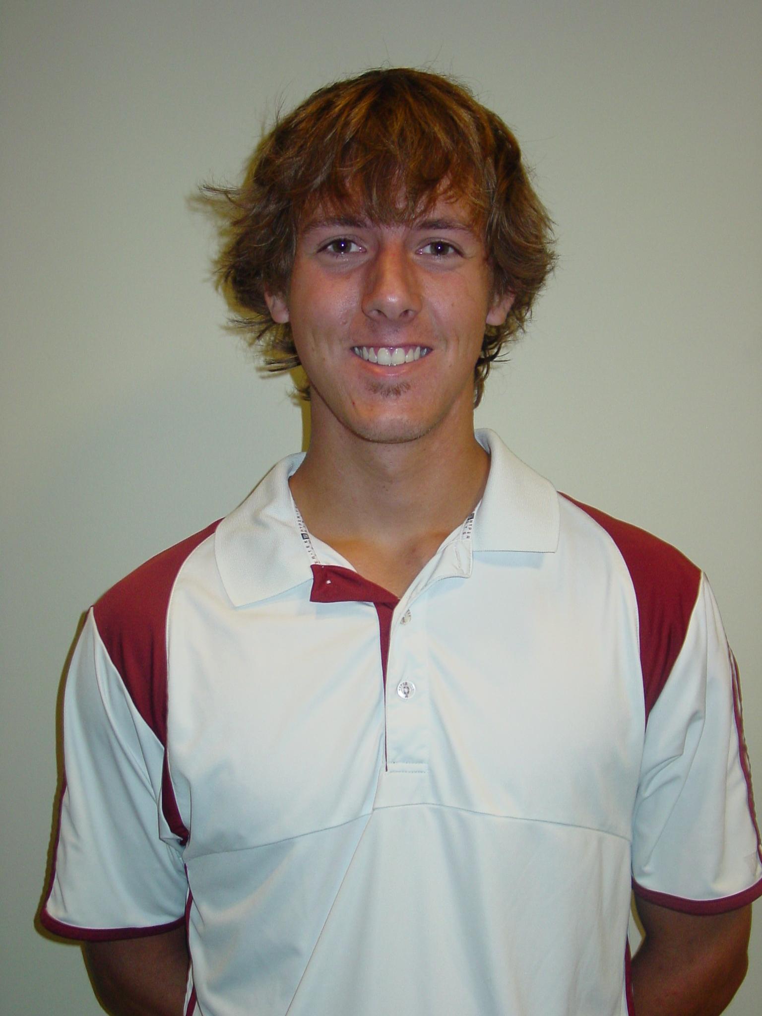 Tennis Pro Nick Boyer
